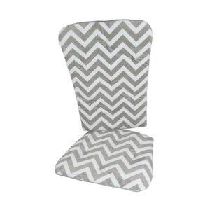 Pleasant Chevron Rocking Chair Cushion Bralicious Painted Fabric Chair Ideas Braliciousco