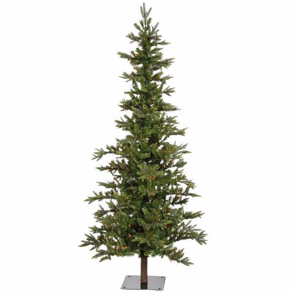 Vickerman Shawnee Fir 6' Green Alpine Artificial Christmas ...