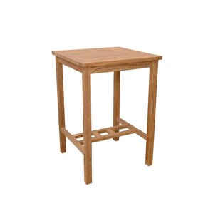Avalon Square Bar Table by Anderson Teak
