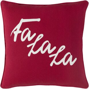 Doyon Cotton Throw Pillow Cover