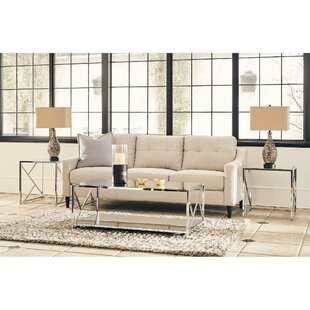 Kira 3 Piece Coffee Table Set by Ebern Designs