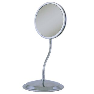 Zadro Goose Neck Vanity and Wall Mirror