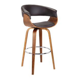 George Oliver Chagnon Swivel Bar Stool