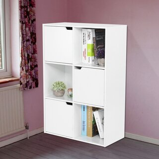Araujo Cube Bookcase by Ebern Designs SKU:DC495988 Guide