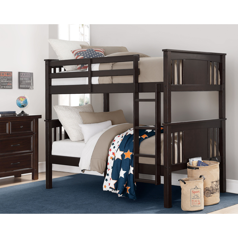 Viv Rae Alimi Twin Over Twin Bunk Bed Reviews Wayfair