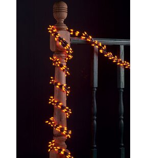 Wintergreen Lighting 9' Garland Lights