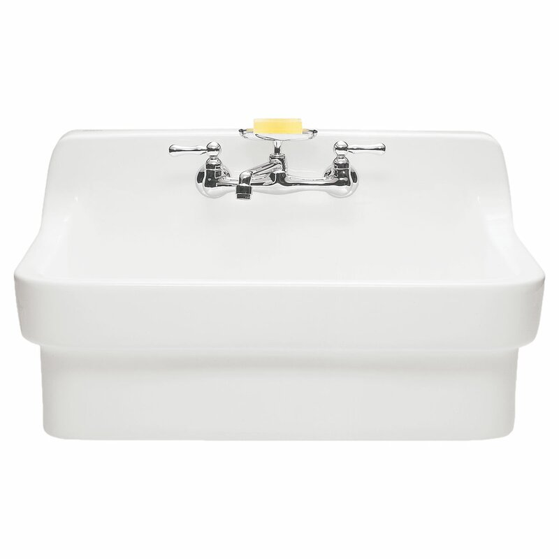 "30"" L x 22"" W Country Kitchen Sink"