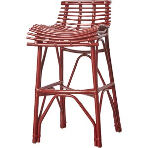 Overlook Bar Stool by Bay Isle Home