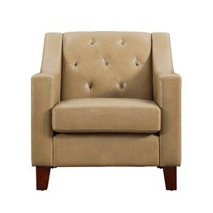 Alcott Hill Birmingham Tufted Back Club Chair