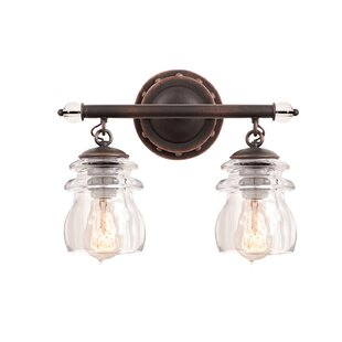 Kalco Brierfield 2-Light Vanity Light