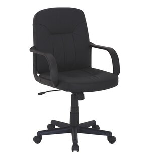 Symple Stuff Mid-Back Swivel Office Chair
