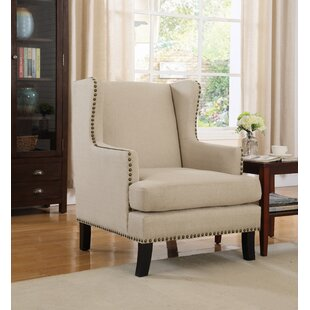 Inexpensive Sherwin Wingback Chair by Charlton Home Reviews (2019) & Buyer's Guide