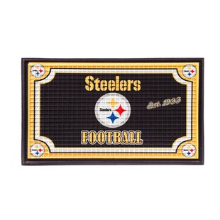 NFL Embossed Door mat by Evergreen Enterprises, Inc