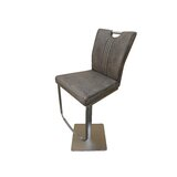Flanagan 29'' Swivel Bar Stool by Williston Forge