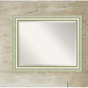 Buying Josefien Rectangle Curved Silver Bathroom Wall Mirror By Willa Arlo Interiors