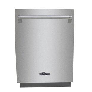 24 45 dBA Built-In Dishwasher by Thor Kitchen