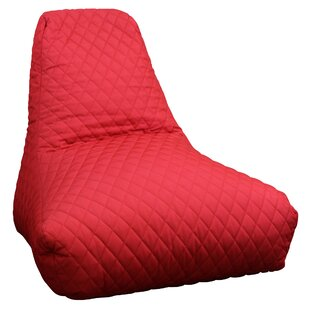 Quilted Bean Bag Chair By Ebern Designs