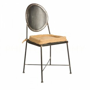 Mary Jane Dining Chair with Cushion By Aidan Gray