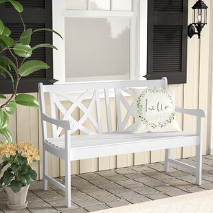 Doc Holiday Bench