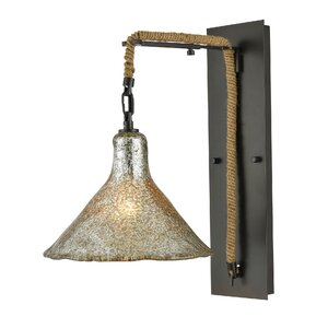 Marjane 1-Light Wall Sconce