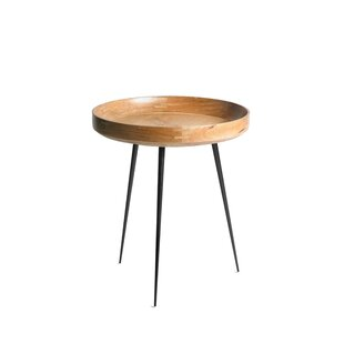 Large Bowl End Table
