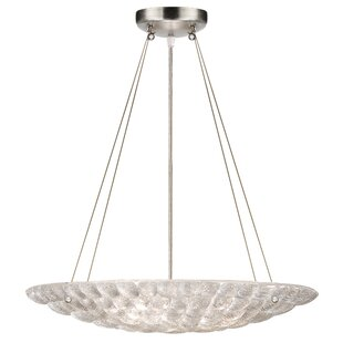Fine Art Lamps Constructivism 3-Light Bowl Pendant