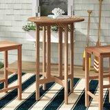 Elsmere Solid Wood Bar Table