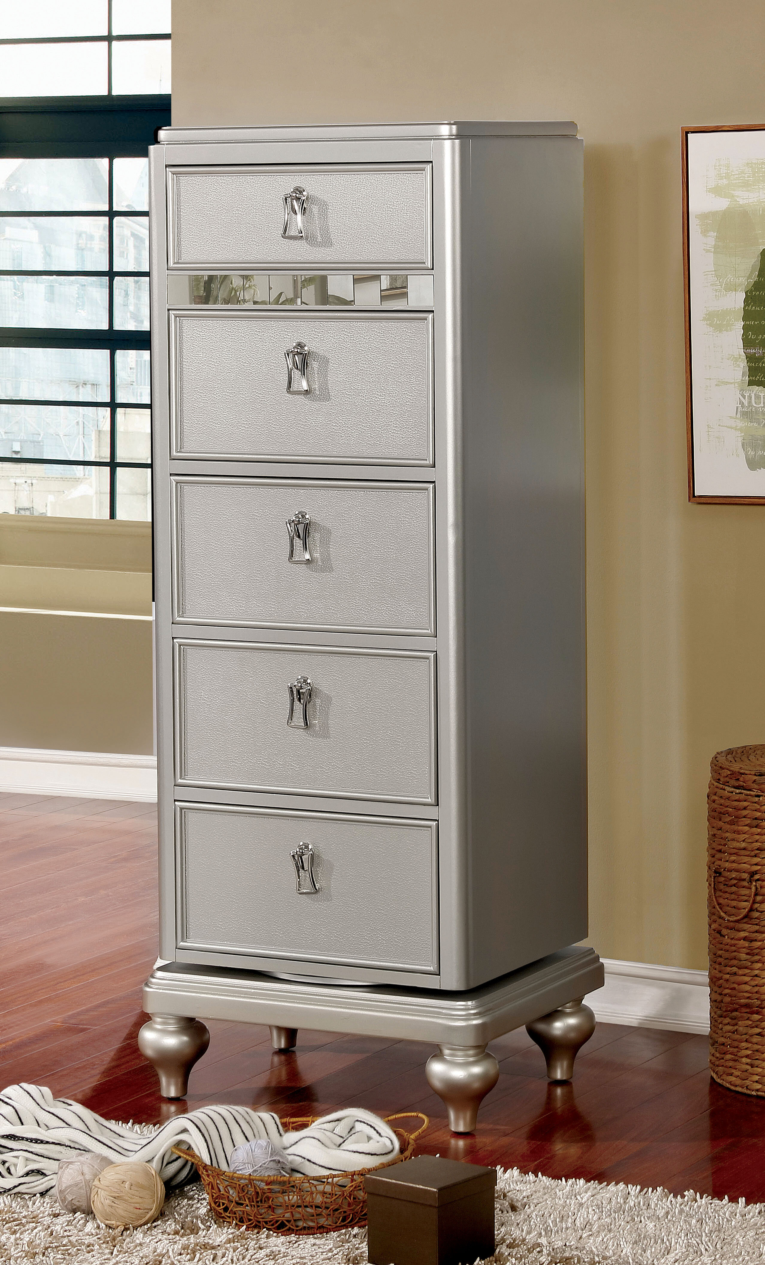 westchester standard chest lingerie raw drawers