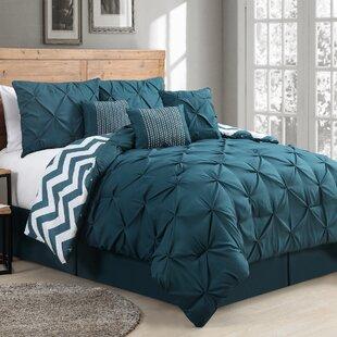 Chevron Teal Comforters Sets You Ll Love In 2020 Wayfair