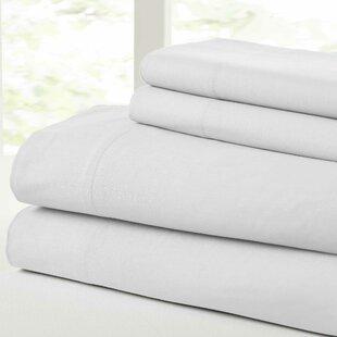 Stokely Vintage 100% Cotton Sheet Set ByMercury Row
