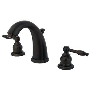 Kingston Brass Knight Widespread Bathroom Fa..