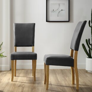 Renay Upholstered Dining Chair Set of 2 by Gracie Oaks