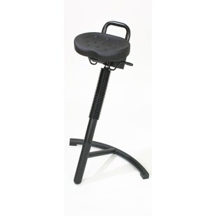 Height Adjustable Kittredge Active Stool By Symple Stuff