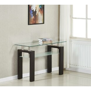 Brittaney Console Table by Orren Ellis