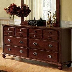 Aylward 6 Drawer Double Dresser
