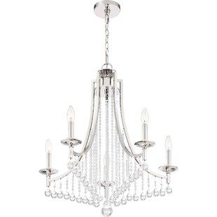 Setterlund 5-Light Empire Chandelier by House of Hampton