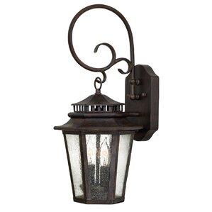 Wickford Bay 2-Light Outdoor Wall Lantern  sc 1 st  Wayfair & Hampton Bay Outdoor Lighting   Wayfair azcodes.com