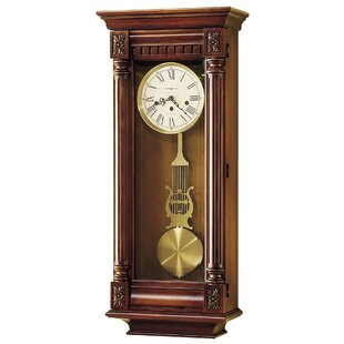 Chiming Key-Wound New Haven Wall Clock by Howard Miller?