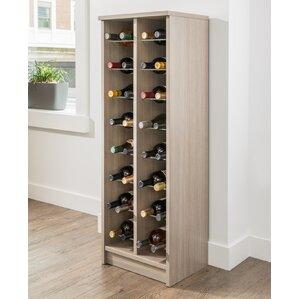 32 Bottle Floor Wine Bottle Rack by Stow Wine Hub