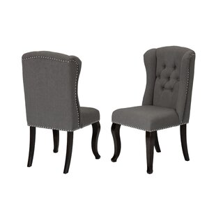 Look for Deen Upholstered Dining Chair by Charlton Home Reviews (2019) & Buyer's Guide