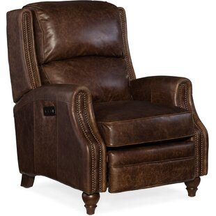 Brio Leather Power Recliner by Hooker Furniture Amazing