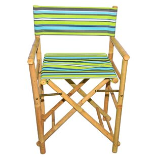 Bamboo54 Folding Director Chair (Set of 2)