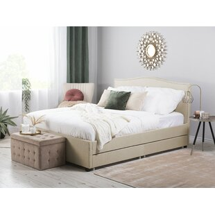Frances Upholstered Bed Frame By Ophelia & Co.