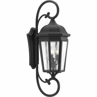 Bargain Edgewater 3-Light Outdoor Wall Lantern By Alcott Hill