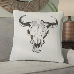 Flavia 100% Cotton Throw Pillow