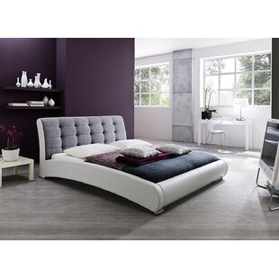 Redding Upholstered Platform Bed
