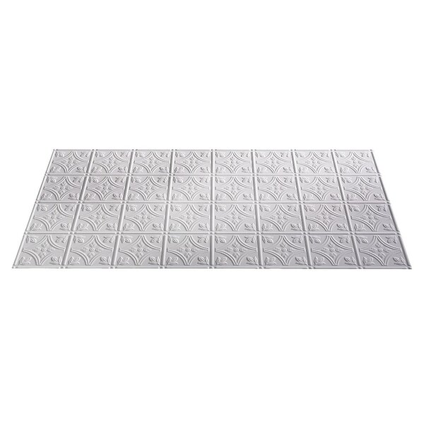 Fasade Traditional Ft X Ft GlueUp Ceiling Tile In Matte - 1 x 2 ceiling tiles