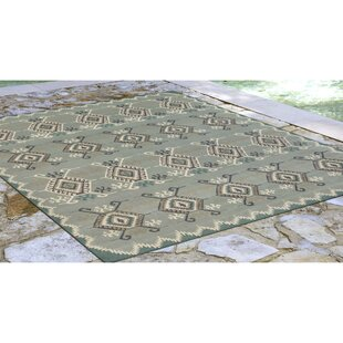 Luzia Blue Indoor/Outdoor Area Rug