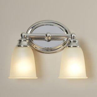 Poseyville 2-Light Vanity Light by Charlton Home