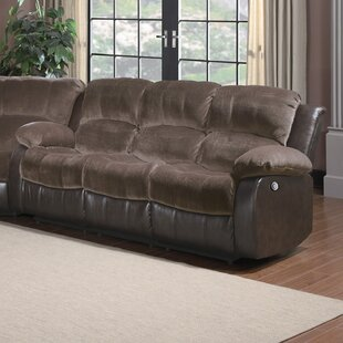 Chitwood Power Double Reclining Sofa by Winston Porter Top Reviews